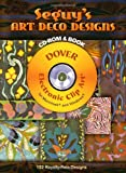 img - for Seguy's Art Deco Designs CD-ROM and Book (Dover Electronic Clip Art) book / textbook / text book