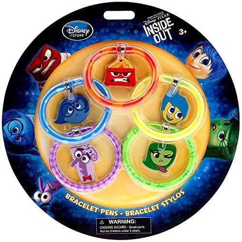 Disney / Pixar Inside Out Inside Out Bracelet Pen Set