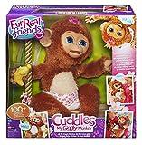 Hasbro A1650E24 - FurReal Friends Cuddles, Mein Baby Äffchen