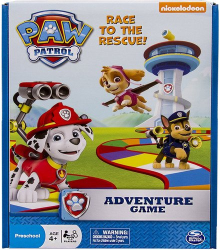 Paw Patrol Adventure Game (Old Ps3 compare prices)
