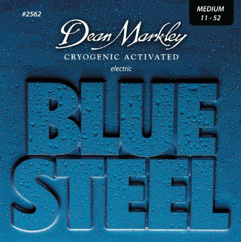 Dean Markley Blue Steel Med 2562 Electric Guitar Strings (.011-.052)