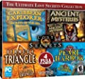 Lost Secrets 4 Pack Jewel Case from Encore Software