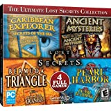 Lost Secrets 4 Pack Jewel Case