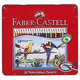 シヤチハタ 色鉛筆 ファーバーカステル TFC-WCP/24C 24色セット