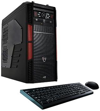 CybertronPC Diablo GM1223A Desktop Black