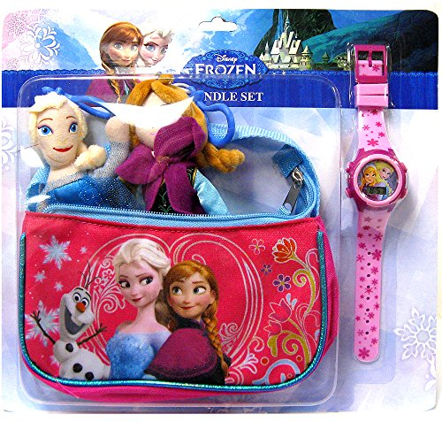 Awardpedia Disney Frozen Anna And Elsa Purse