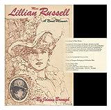 Miss Lillian Russell: A novel memoir (0070081204) by Brough, James