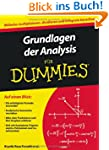 Grundlagen der Analysis f�r Dummies