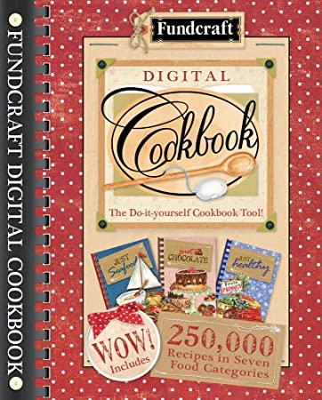 Fundcraft Digital Cookbook