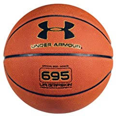 Under Armour 695 Indoor Basketball by Under Armour