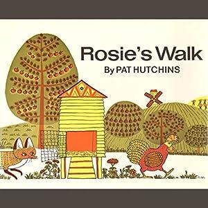 Rosie's Walk Audiobook