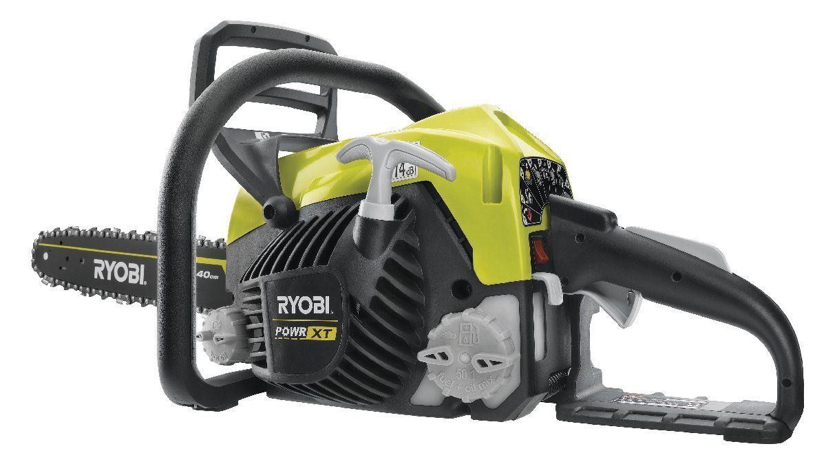 Ryobi rcs4240b petrol chainsaw review lawn mower wizard if there is a chainsaw that performs above and beyond its specifications it has to be the ryobi rcs4240b 42cc this unique model is specially designed to greentooth Images