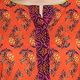 Zaristaa-Orange-Printed-Anarkali