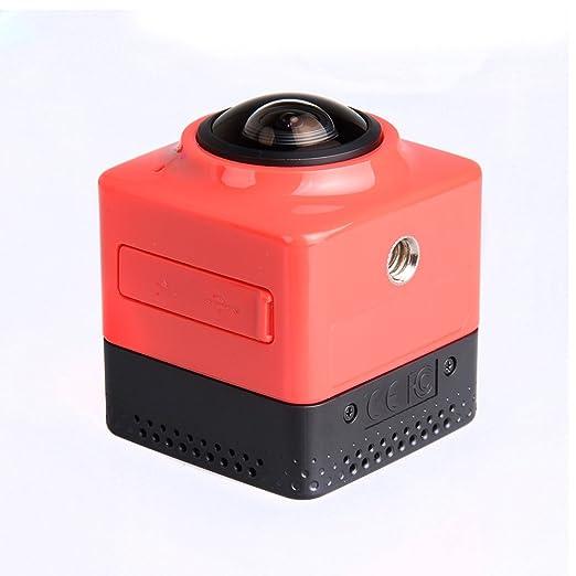 Chenci 360 Mini Sport Action Camera 720P 360 degree Panoramic VR