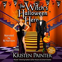 The Witch's Halloween Hero: A Nocturne Falls Short Audiobook by Kristen Painter Narrated by B. J. Harrison