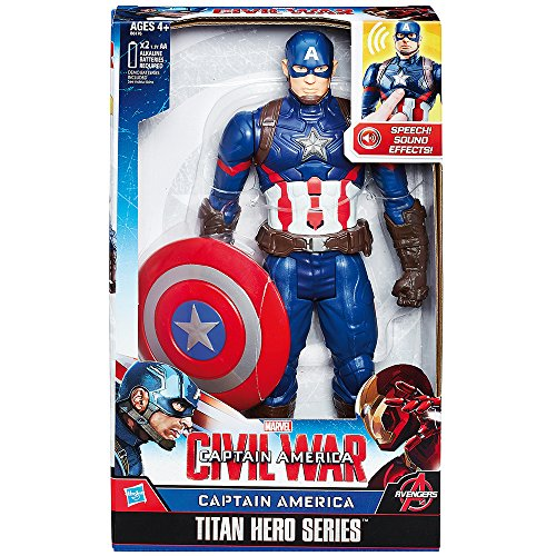 Capitan America - Captain America Elettronico