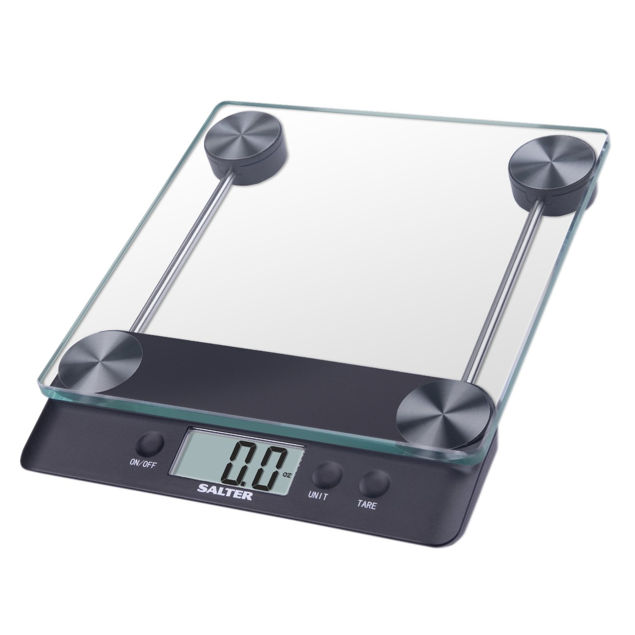 Salter 3830 digital kitchen scale best digital scales for Best smart kitchen scale