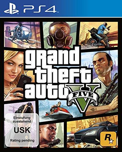 Grand Theft Auto V - [PlayStation 4] hergestellt von Rockstar Games