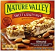Nature Valley  Almond Sweet and Salty Nut Granola Bars, 6 Count Box