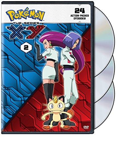 Pokemon the Series XY Set 2