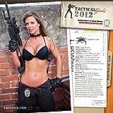 img - for Tactical Girls 2012 Gun Calendar book / textbook / text book