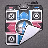 TOMTOP USB Non-Slip Dancing Step Dance Mat Mats Pads to PC(without retail package)