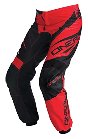 O'neal Element Racewear MX DH MTB Pantalon rouge 2015