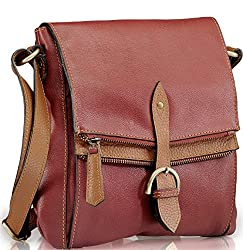 Phive Rivers Women Genuine Leather Cross Body-DITA_PR539