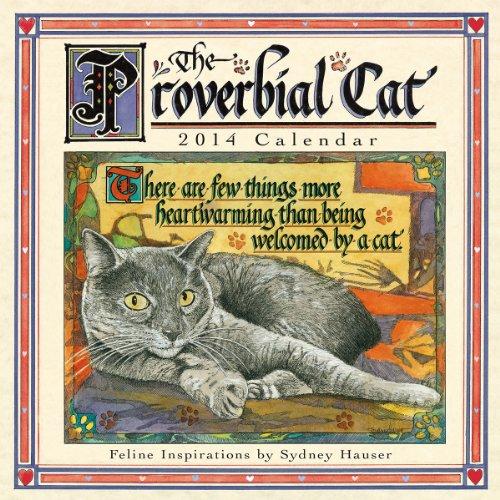 Proverbial Cat 2014 Mini (calendar)