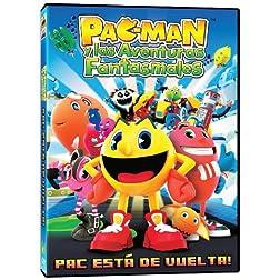 PAC-MAN y las Aventures Fantasmales- PAC ESTÁ DE VUELTA!