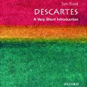 Descartes: A Very Short Introduction Audiobook by Tom Sorell Narrated by Barbara Edelman