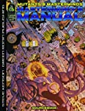 img - for Mutants & Masterminds: Mastermind's Manual 2nd Edition book / textbook / text book