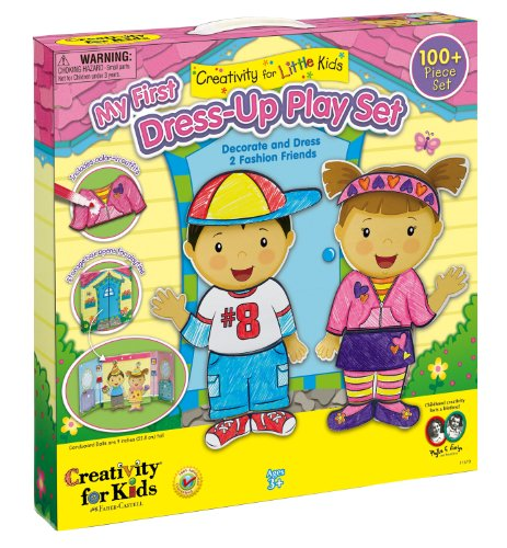 Creativity for Kids My First Dress-Up Play Set