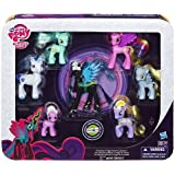 US Shop Limited MY LITTLE PONY (My Little Pony) Queen Chrysalis & 6pony Friendship Is Magic / FAVORiTE COLLECTiON (japan import)