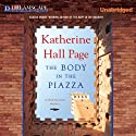 The Body in the Piazza: A Faith Fairchild Mystery, Book 21 (       UNABRIDGED) by Katherine Hall Page Narrated by Tanya Eby