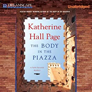 The Body in the Piazza Audiobook
