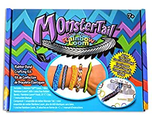 Rainbow loom Official Monster Tail