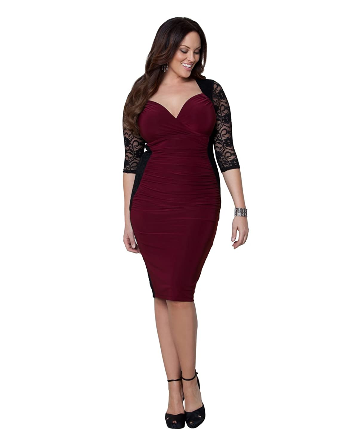 Valentina Illusion Dress