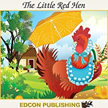 The Little Red Hen: Palace in the Sky Classic Children's Tales Audiobook by  Imperial Players Narrated by  Imperial Players