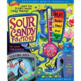 POOF-Slinky 0SA256 Scientific Explorer Sour Candy Factory Kit, 6-Activities