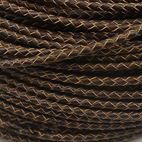 dark-brown-genuine-braided-leather-cords-3mm-for-bracelet-neckacle-2-metters-66-ft