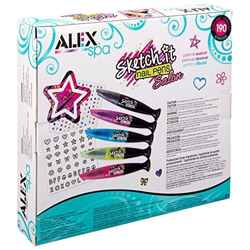 ALEX Spa Sketch It Nail Pens
