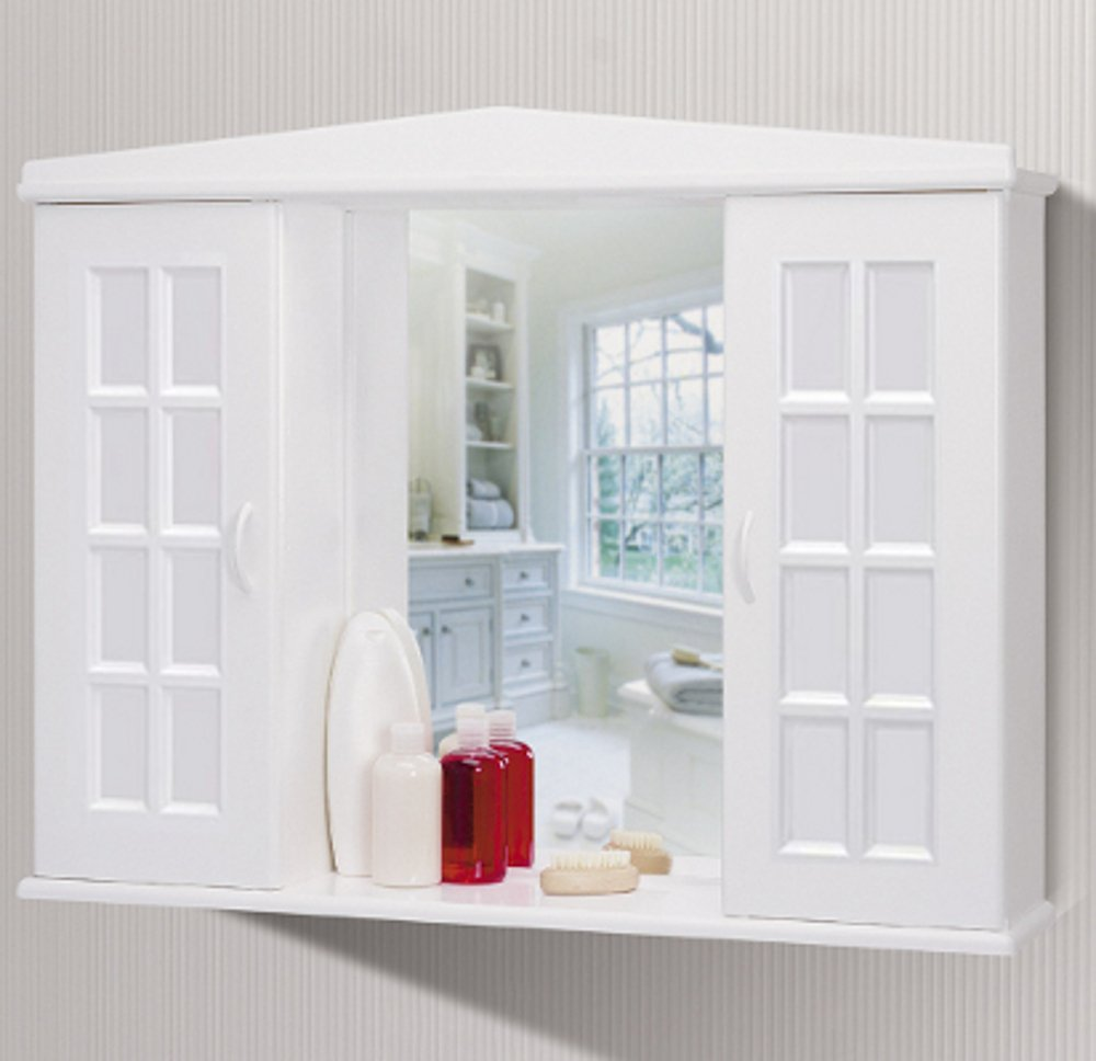 Spiegelschrank Badezimmer Landhausstil