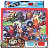 Marvel Super Hero Squad 3D Puzzle [28 Pi...