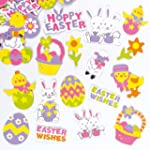 Easter Foam Stickers for Children to...