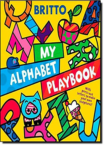 My Alphabet Playbook [With Press-Out Letters]