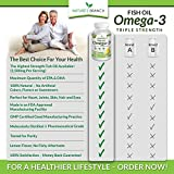 -BEST-TRIPLE-STRENGTH-Omega-3-Fish-Oil-Pills--2500mg-HIGH-POTENCY-Lemon-Flavor-860mg-EPA-650mg-DHA-Pure-Burpless-Liquid-Softgels-120-Capsules-Best-Brain-Joints-Eyes-Heart-Health-Supplement