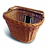 Basil BasAlways Wicker Front Basket Bracket NOT Included