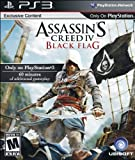 Assassins Creed IV Black Flag - Playstation 3