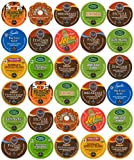Brewing Something Good, K-Cup Gift Sampler, 30-Count Extra Bold Coffee Variety, Single-Cup Portion Pack for Keurig K-Cup Brewers, Packaged in Brewing Something Good Gift Box